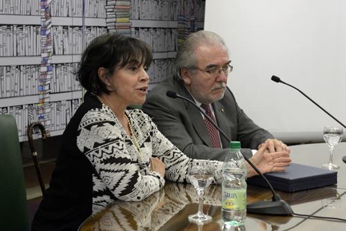 Celeste Verges y Adolfo Elizaincín