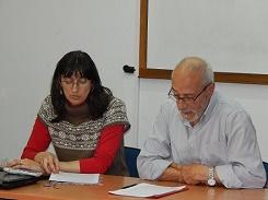 Soraya Ochoviet y Juan Carlos Urse