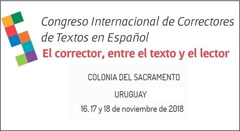 5º Congreso Internacional de Correctores de Texto en Español