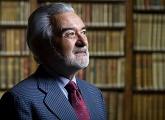Director de la RAE, Darío Villanueva (académico correspondiente de la ANL)