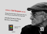 Homenaje a Saúl Ibargoyen (1930 - 2019)