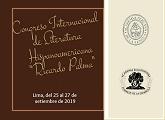 Congreso Internacional de Literat. Hispanoamericana