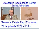 Jorge Arbeleche presenta