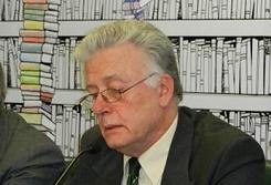 Incorporación de Óscar Sarlo a la academia