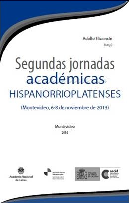Segundas jornadas académicas hispanorrioplatenses