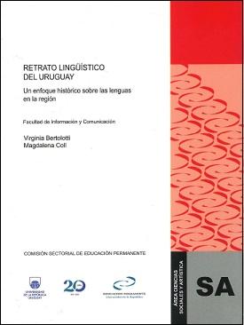 Libro Retrato Lingüístico del uruguay