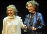 Estela Medina y Norma Aleandro reunidas por Shakespeare y el Sodre
